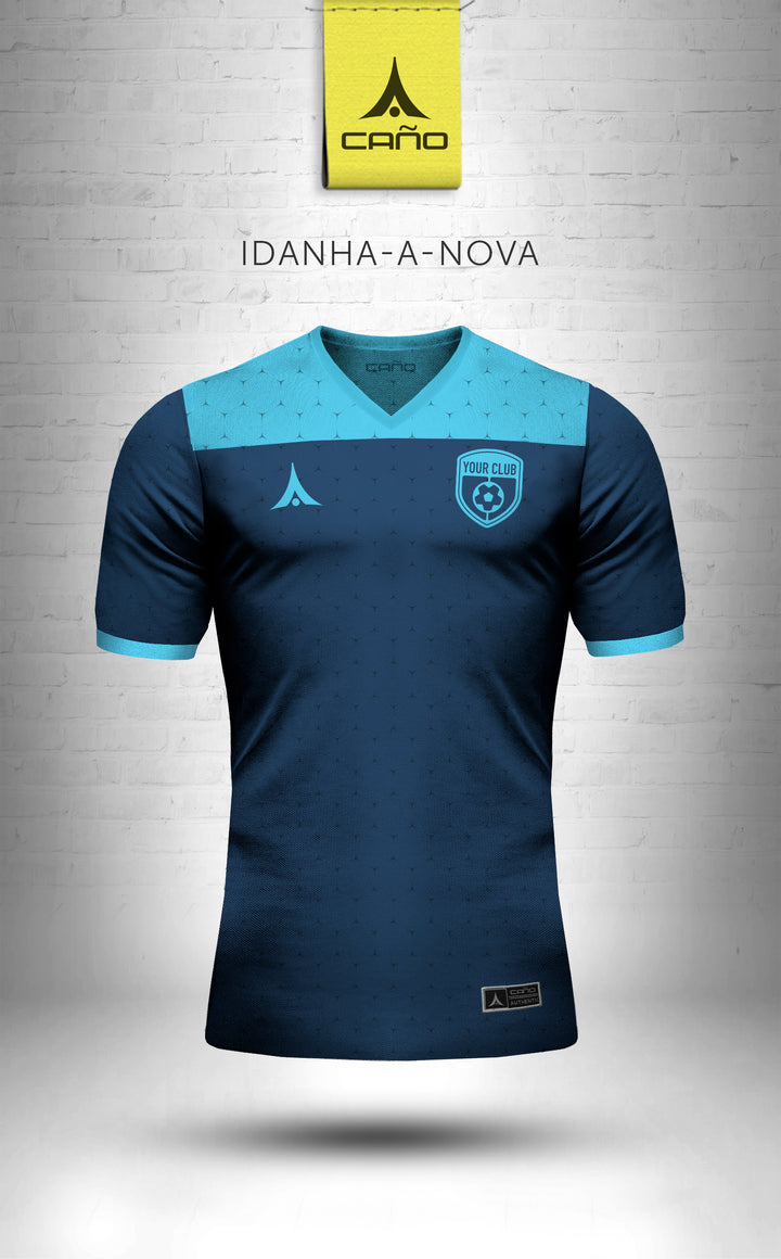 Idanha-a-Nova in navy/light blue