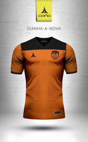 Idanha-a-Nova in orange/black