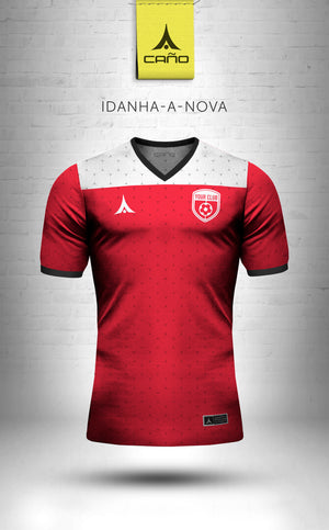 Idanha-a-Nova in red/black/white