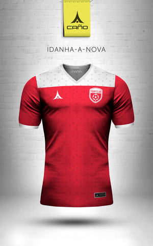 Idanha-a-Nova in red/white