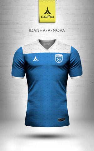 Idanha-a-Nova in royal/white