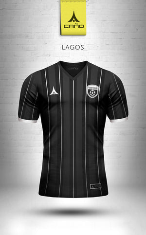 Lagos in black/white