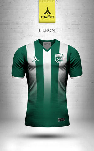 Lisbon in green/white