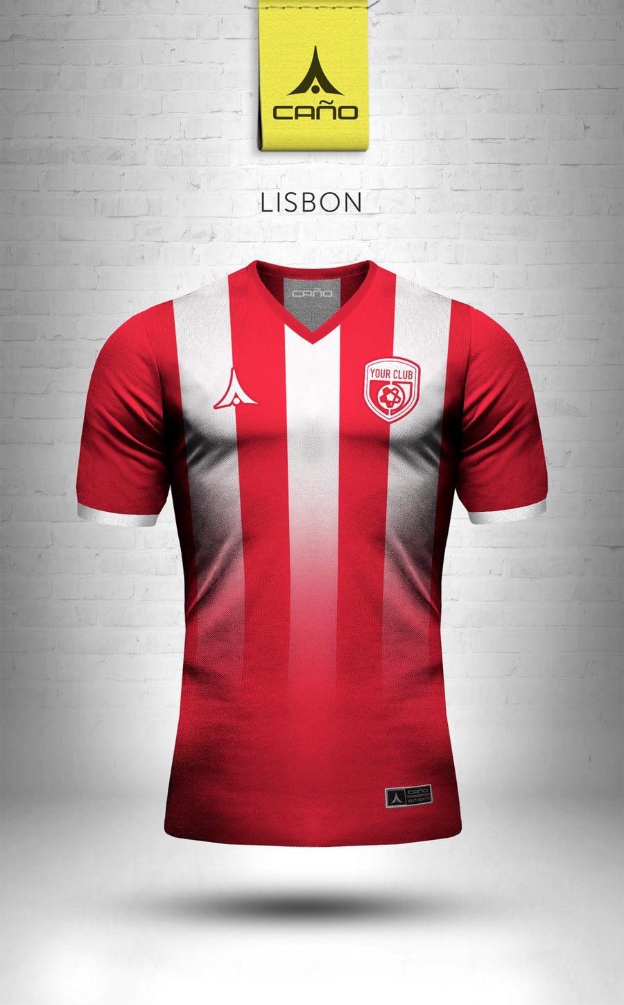 Lisbon in red/white