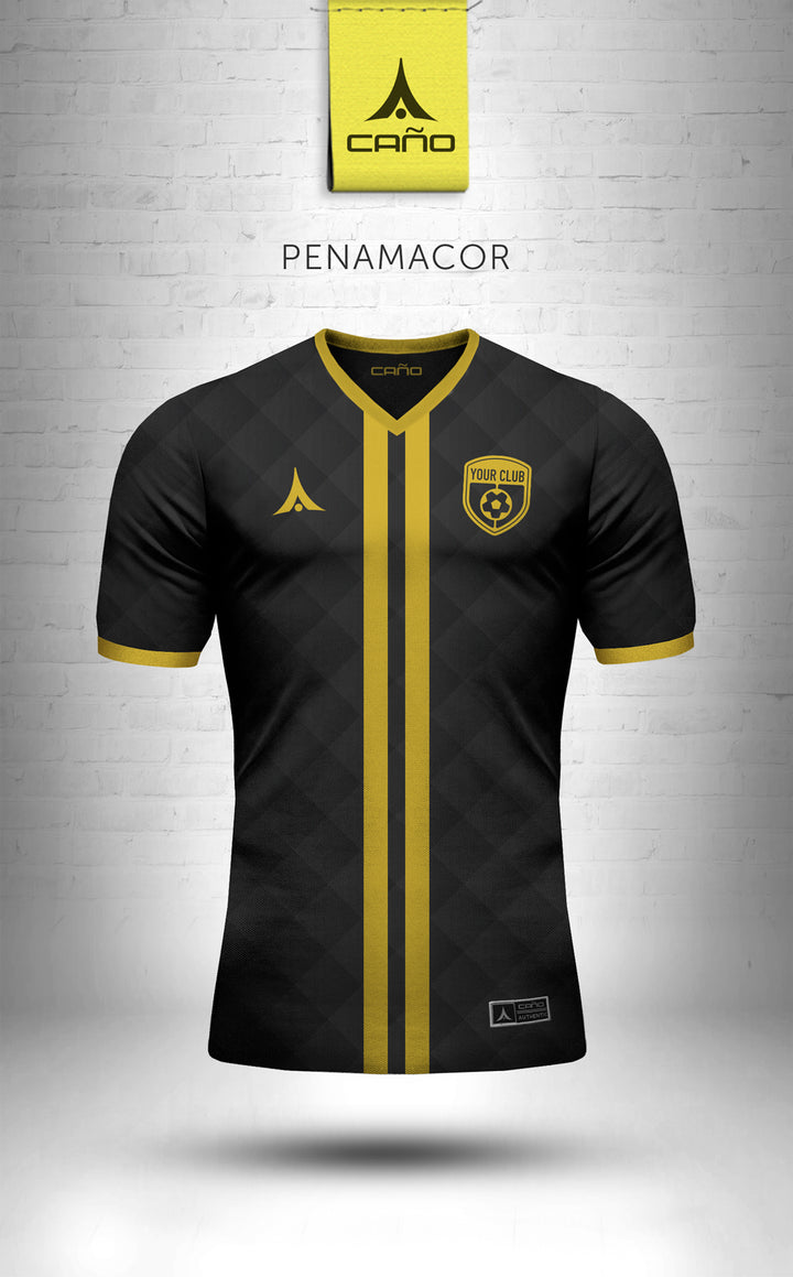 Penamacor in black/gold