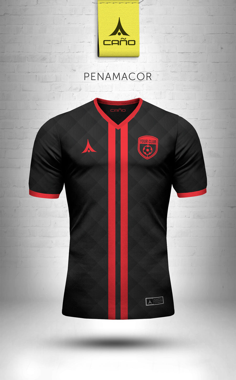 Penamacor in black/red
