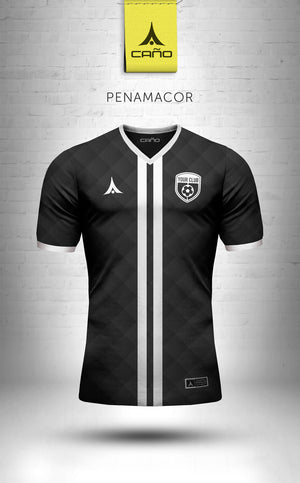 Penamacor in black/white