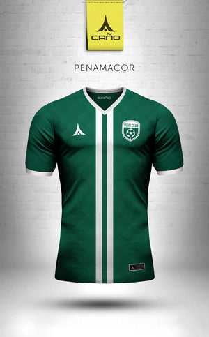Penamacor in green/white
