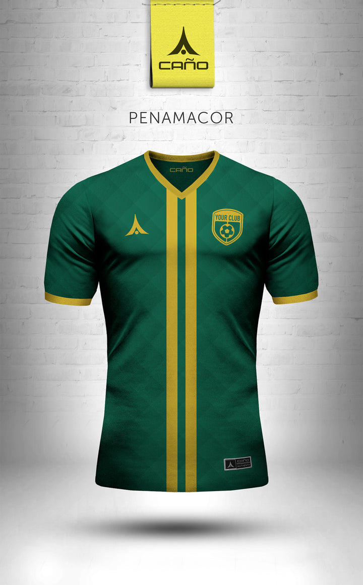 Penamacor in green/gold