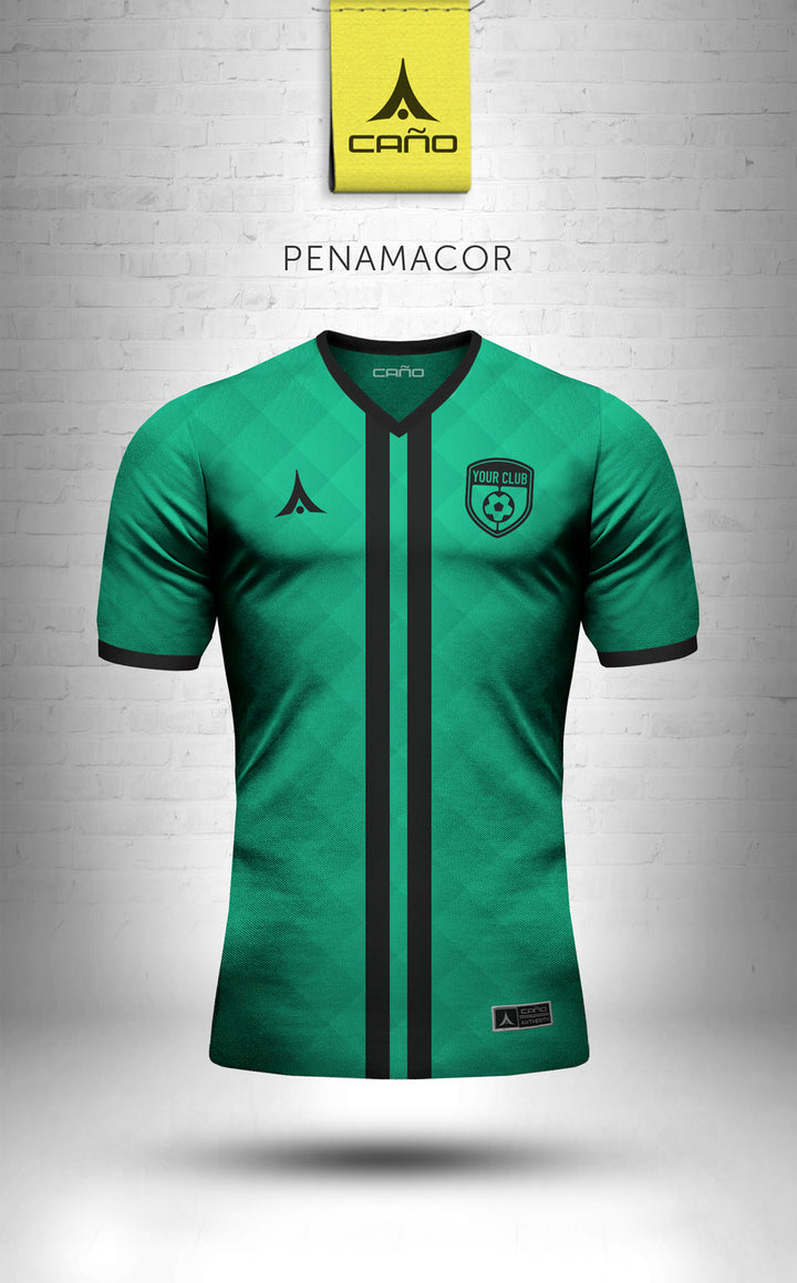 Penamacor in green/black
