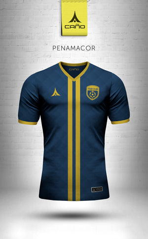 Penamacor in navy/gold