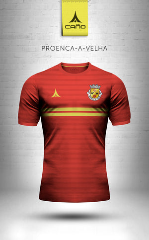 Proenca-a-Velha in red/gold