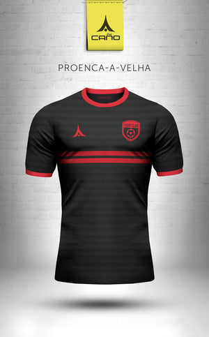 Proenca-a-Velha in black/red