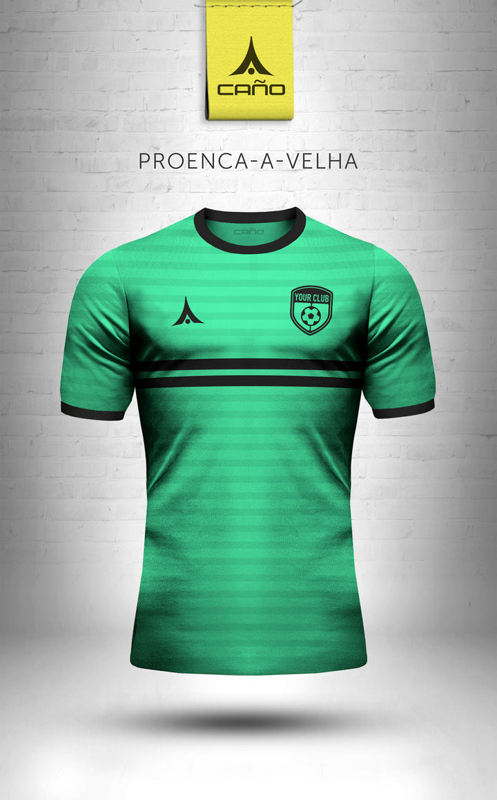 Proenca-a-Velha in green/black
