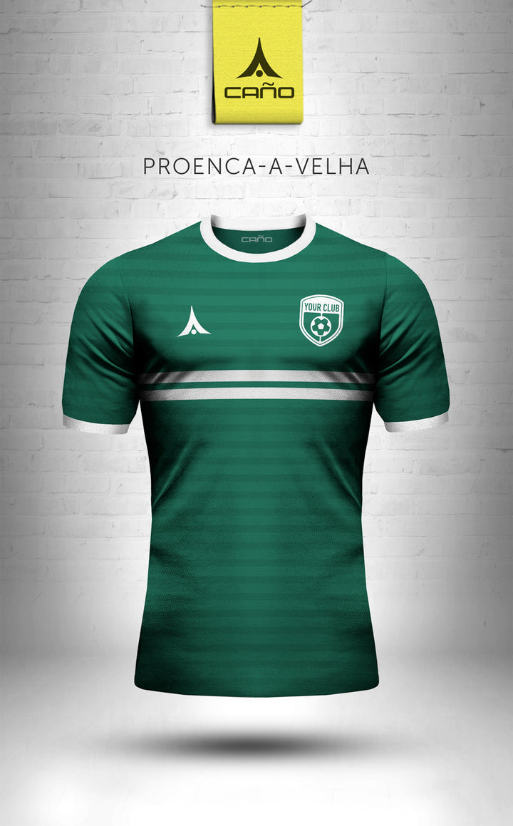 Proenca-a-Velha in green/white