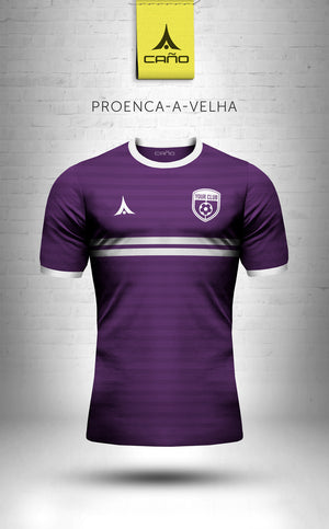 Proenca-a-Velha in purple/white