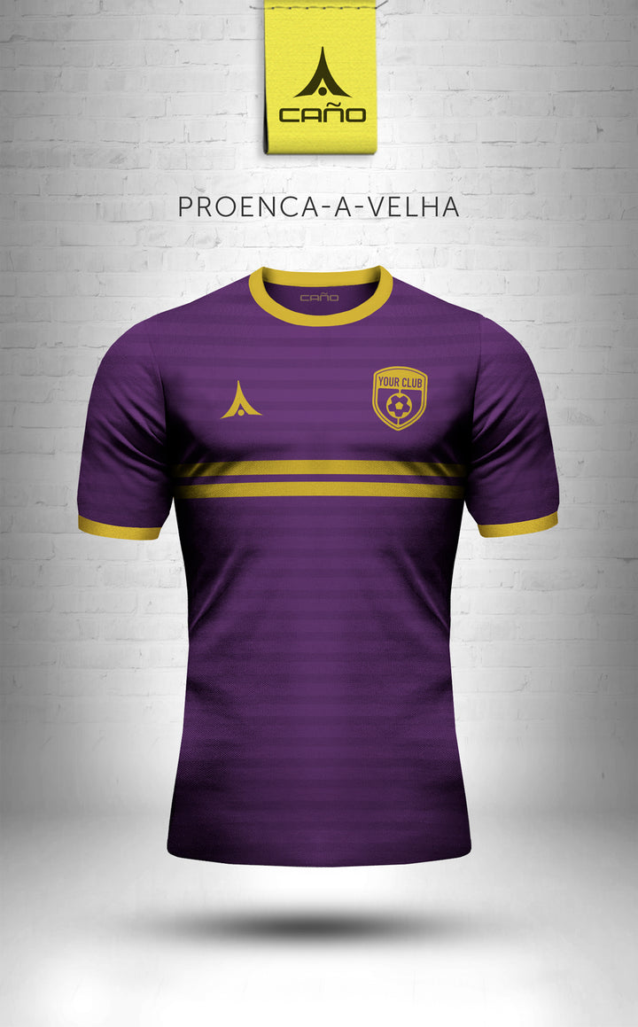 Proenca-a-Velha in purple/gold