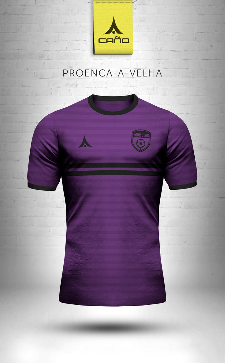 Proenca-a-Velha in purple/black