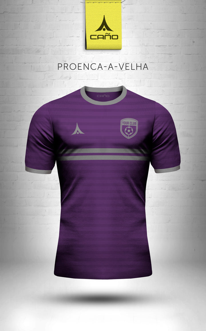 Proenca-a-Velha in purple/grey