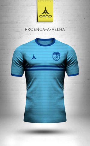 Proenca-a-Velha in light blue/blue