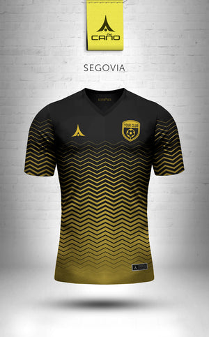 Segovia in black/gold
