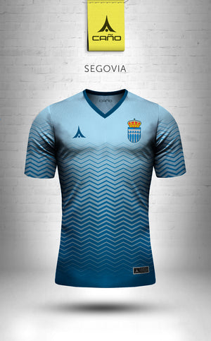Segovia in light blue/royal