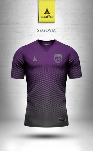 Segovia in purple/grey