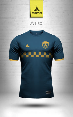Aveiro in navy/gold