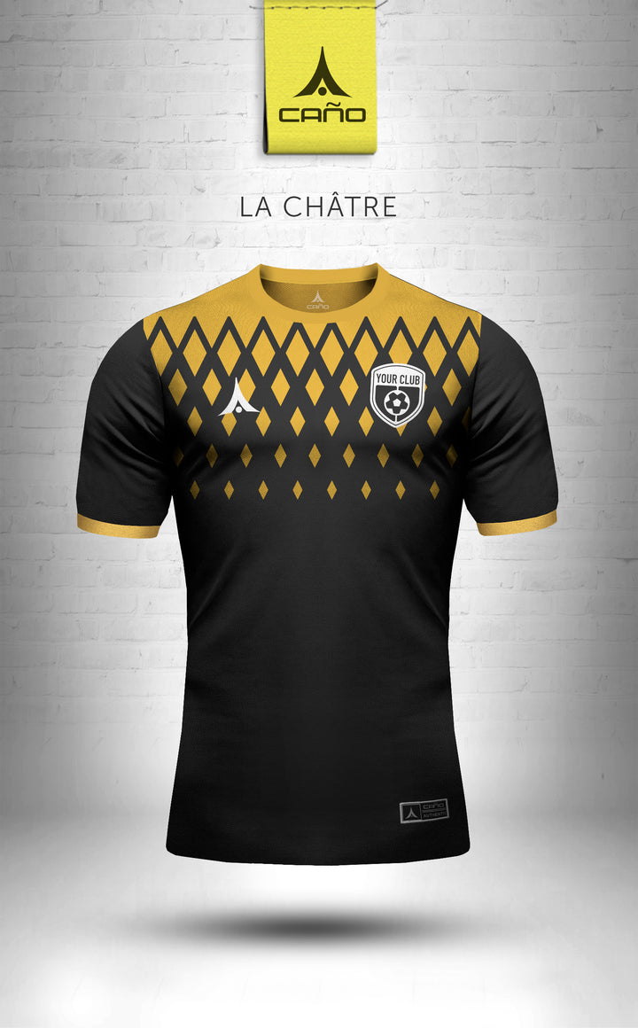 La Chatre in black/gold