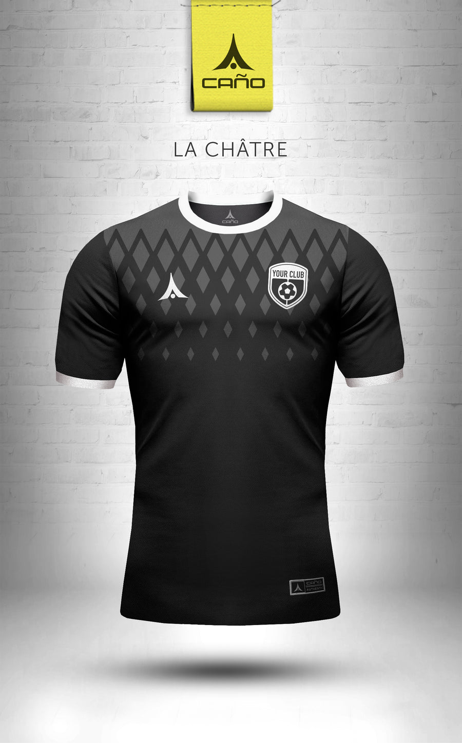 La Chatre in black/white