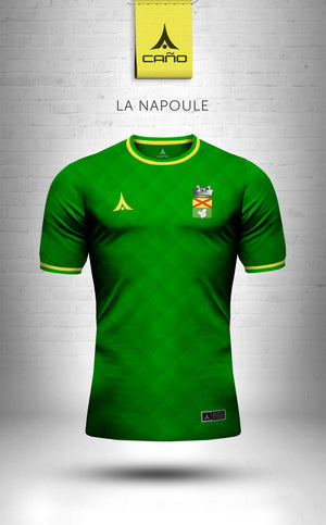 La Napoule in green/gold