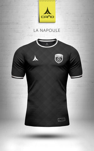 La Napoule in black/white