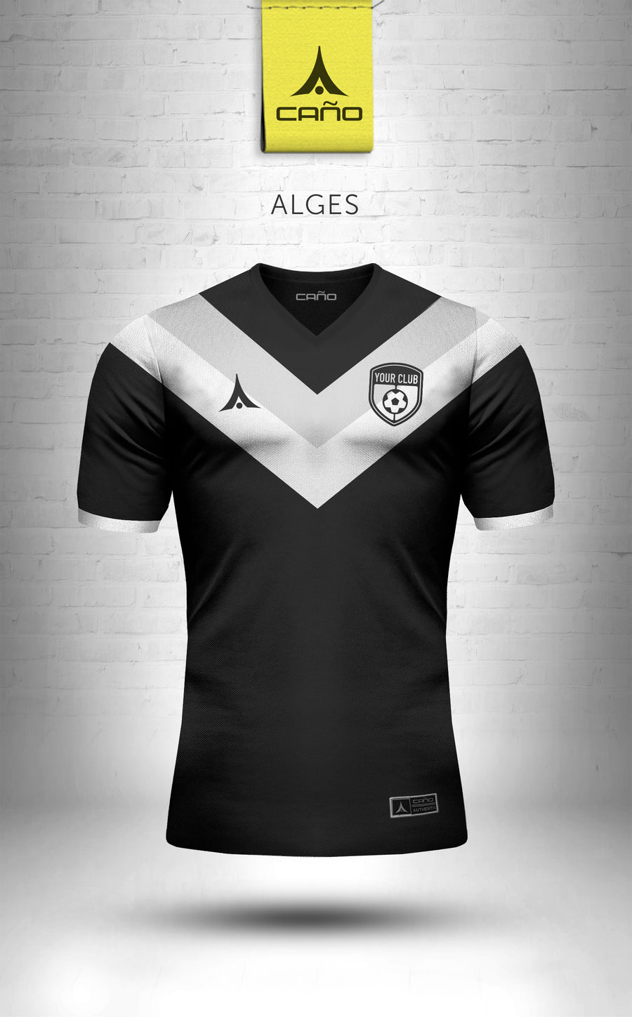 Alges in black/white