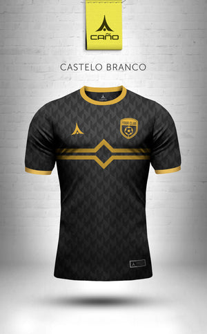 Castelo Branco in black/gold