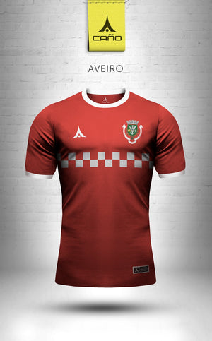 Aveiro in red/white