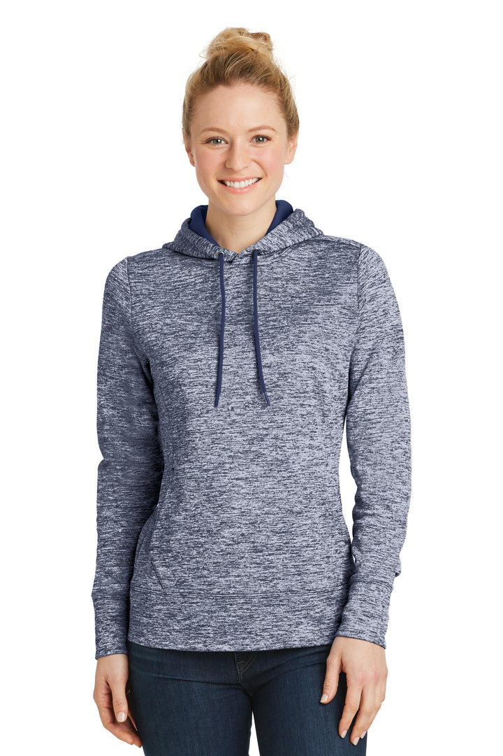 Women's Heather Performance Hoodie