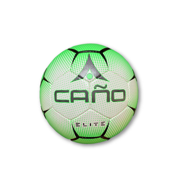Caño Elite Soccer Ball - Green