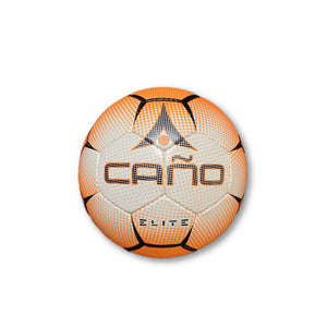 Caño Elite Soccer Ball - Orange
