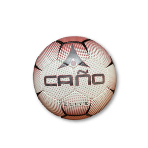 Caño Elite Soccer Ball - Maroon
