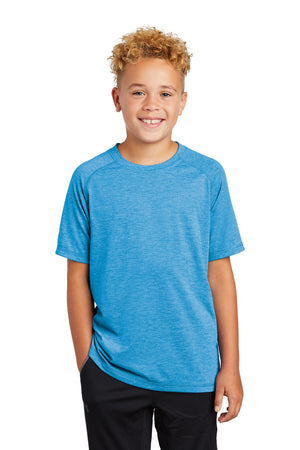 Youth Tri-Blend (Poly, Cotton, Rayon Heather) Raglan T-Shirt