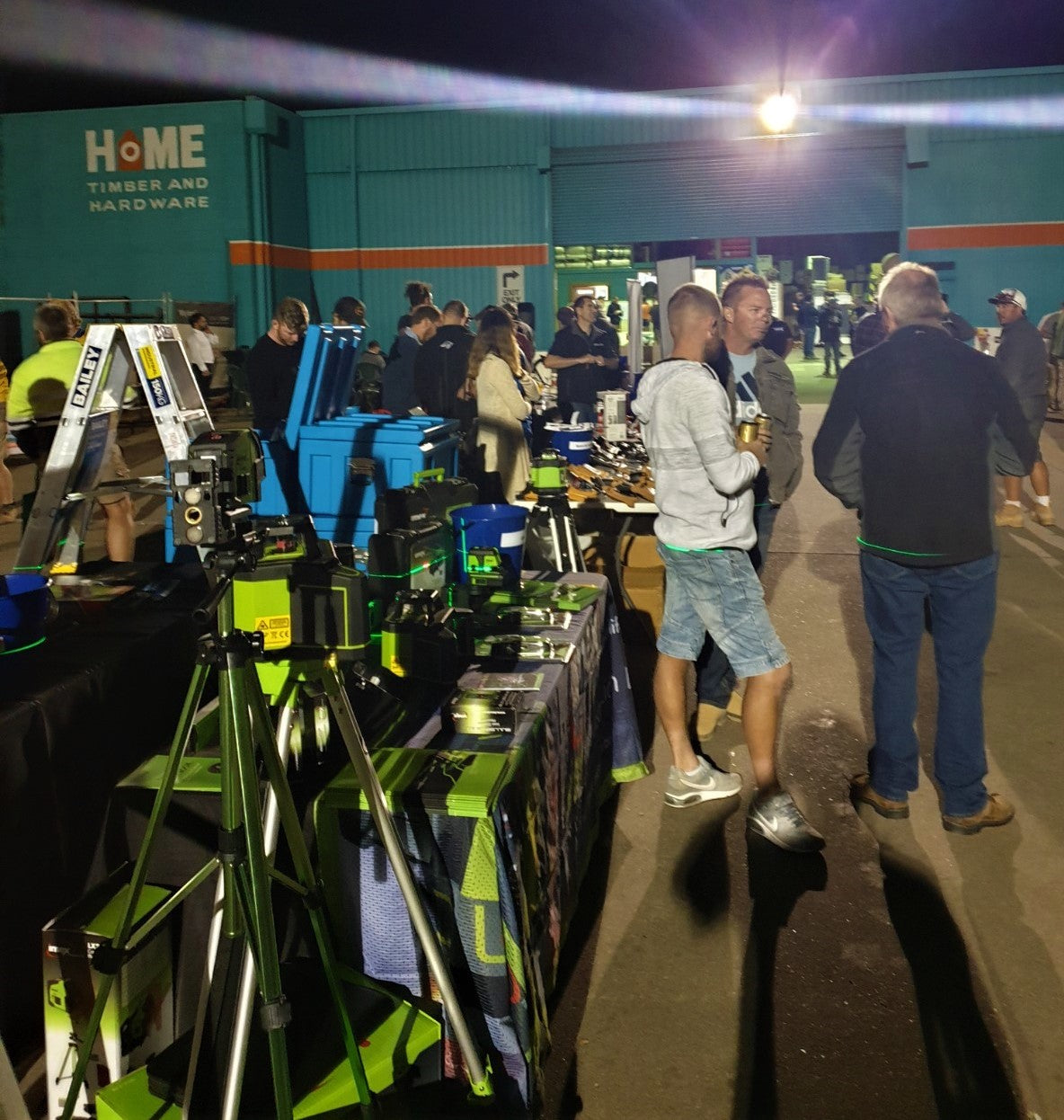 Alice Springs Home Hardware Tradeshow