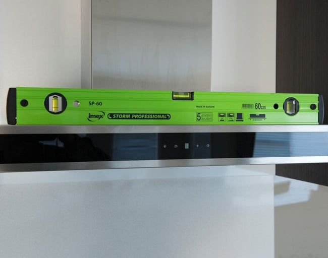 1200mm Imex Storm Professional Spirit Levels