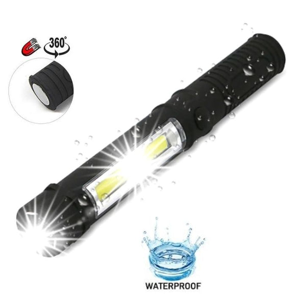 2-in-1 Magnetic Torchlight