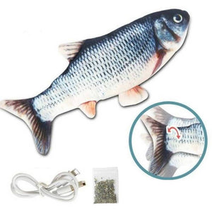 Dancing Fishy™ Interactive Pet Toy