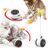 Tumble Buddy™ Interactive Cat Toy