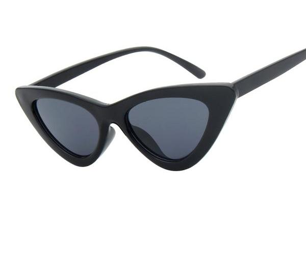 Sexy and Simple Colored Lense Cat Eye Sunglasses | MyAddictToMyAngel