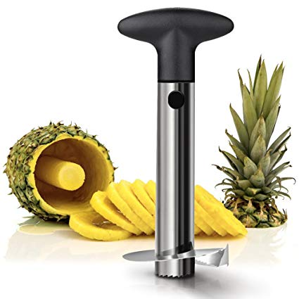 Stainless steel🍍Pineapple peeler