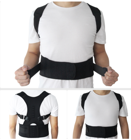 Magnetic Therapy Posture Corrector Brace Shoulder Back
