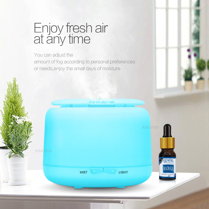 250ml #Ultrasonic #Humidifier  #Diffuser  #aromatherapy  With 7 Color LED