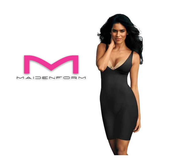Maidenform Bodysuit Mid Thigh Shaper
